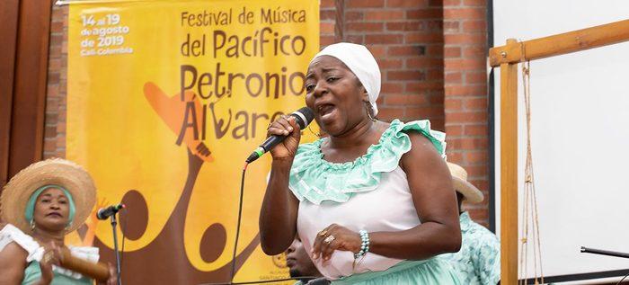 La primera zonal clasificatoria del Festival Petronio Álvarez fue un derroche de talento