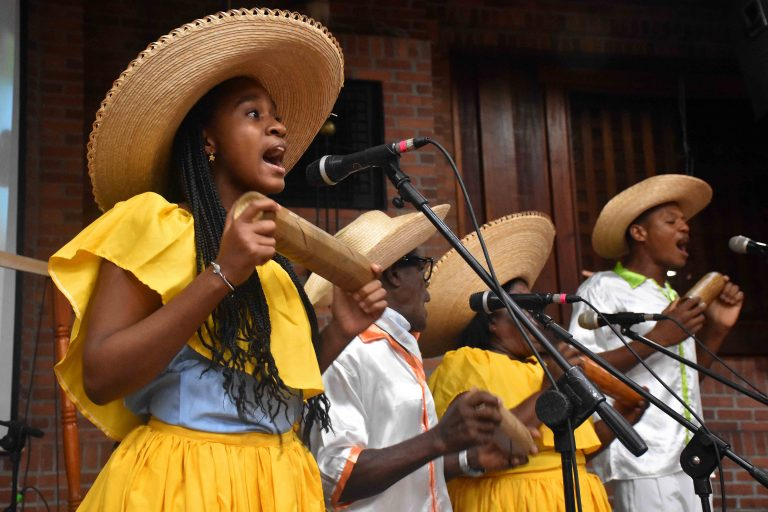 Grupos Clasificados Modalidad Marimba XXII Festival Petronio Álvarez