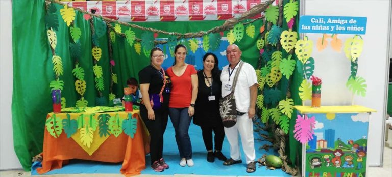 Todos a disfrutar  del V Quilombo pedagógico en el Petronio Álvarez