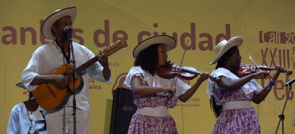 El Pacífico tiene nuevos embajadores de su música tradicional
