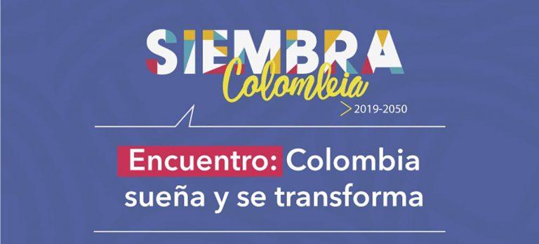 El encuentro 'Siembra Colombia' hecha raíces en Cali