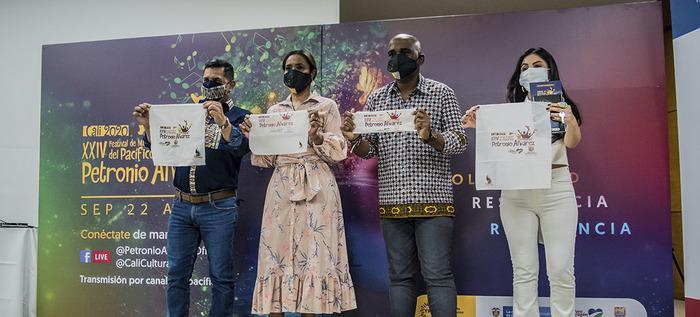 El Petronio Álvarez virtual genera reactivación económica